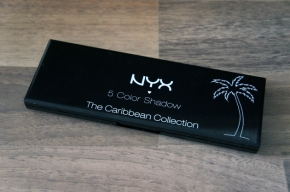 NYX Caribbean Collection Eyeshadow Palette
