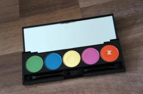 NYX Caribbean Collection (I Dream of St. Lucia)