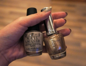 OPI + The Face Shop