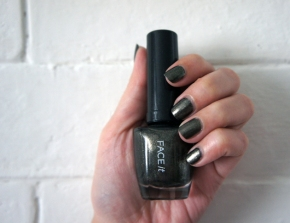 The Face Shop Nail Polish GR502