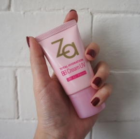 ZA 12-in-1 Total Hydration BB Cream UV