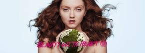 Lily Cole - Limited Edition Makeup Collection from The Body Shop