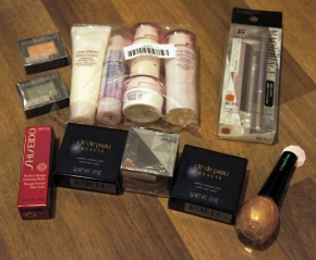 Haul - Shiseido clearance sale