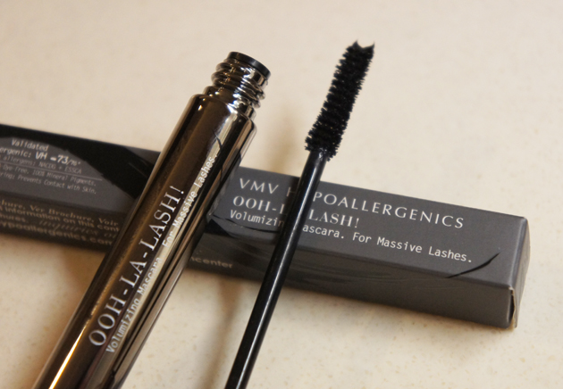 Ooh-La-Lash Volumizing Mascara from VMV Hypoallergenics