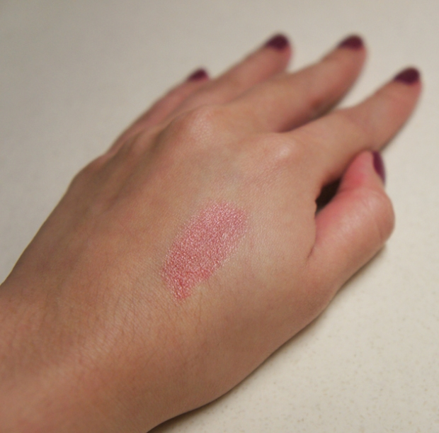 Swatch - Clinique Chubby Stick in 07 Super Strawberry