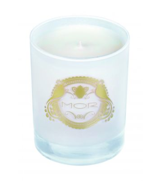 MOR Emporium Candle White Hydrangea