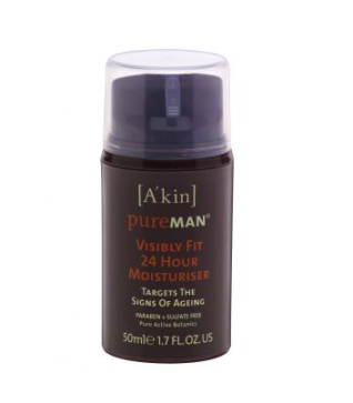 A'Kin Pure Man Visibly Fit 24Hour Moisturizer