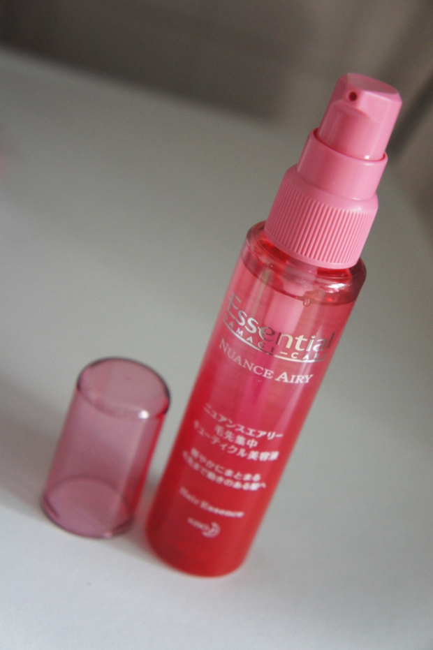Essential Nuance Airy Anti-frizz serum