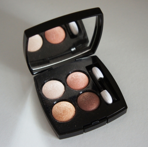 Chanel Les 4 Ombres Quadra Eye Shadow in Spices