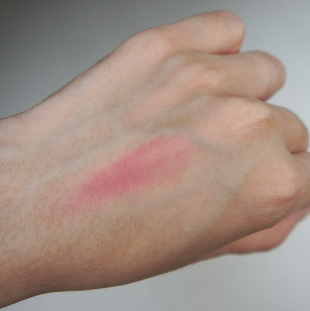 Swatch - Burberry Light Glow in Coral Pink No.09