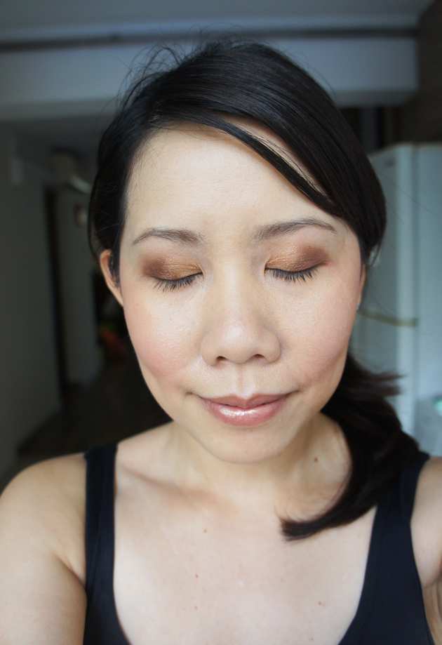 FOTD - Tom Ford Eye Color Quad No. 02 Cognac Sable