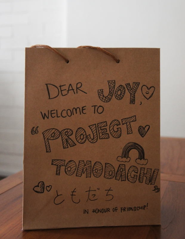 Jade's Project Tomodachi