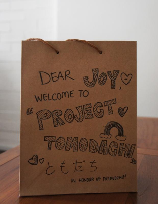 Jade's Project Tomodachi