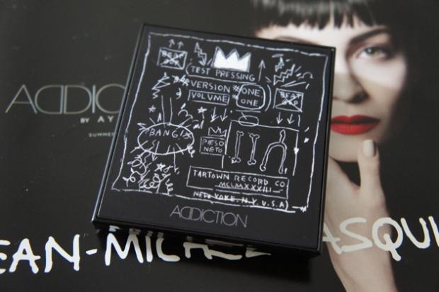 Addiction by Ayako Eyeshadow Palette in Tuxedo Moon
