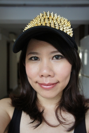 FOTD - ADDICTION BASQUIAT READY TO WEAR EYE PALETTE TUXEDO MOON