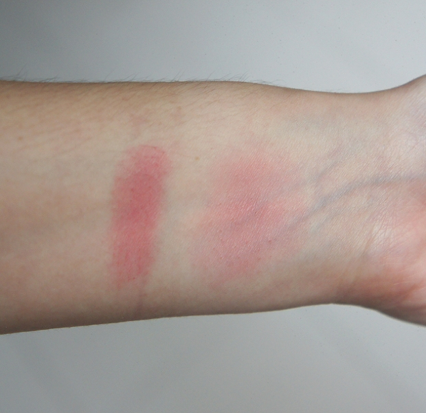 Swatches - Inglot Face Blush 27