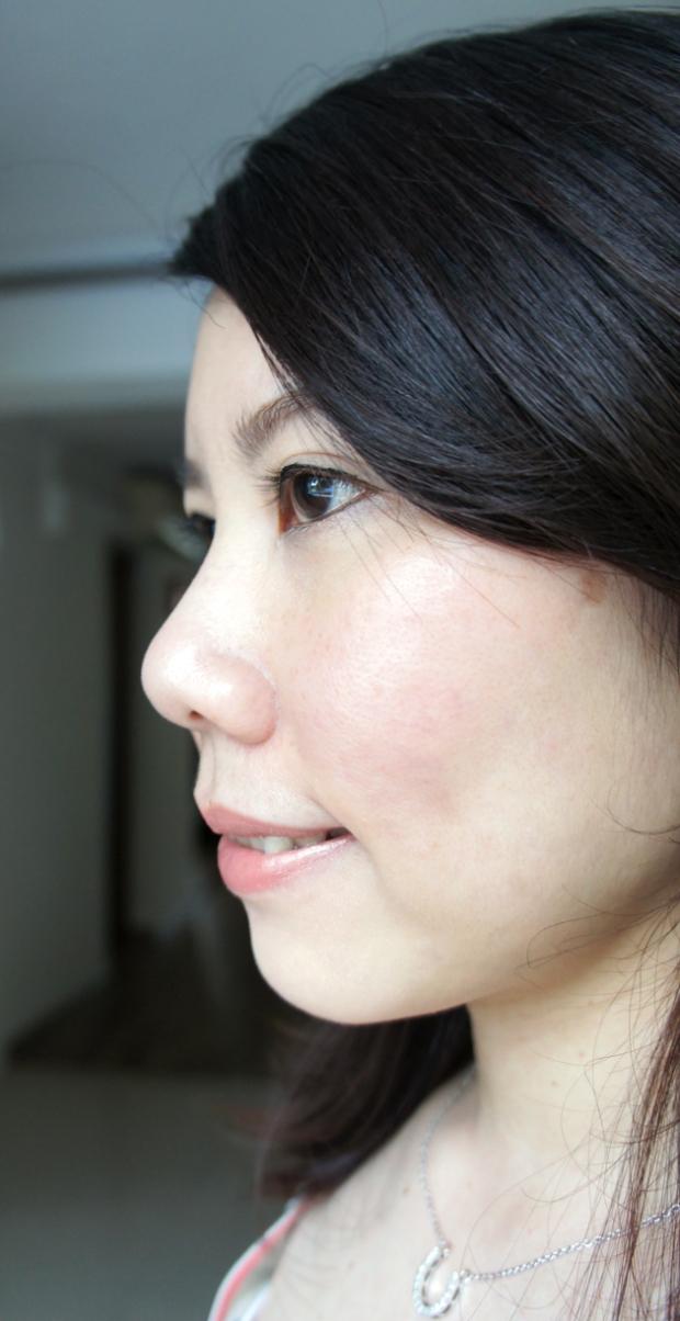 FOTD - Inglot Face Blush 27