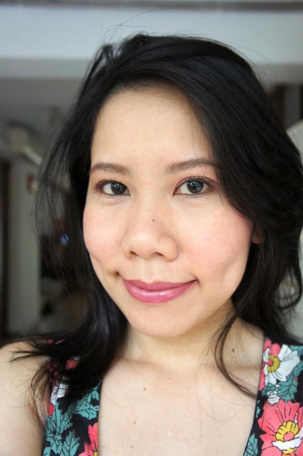 Face of The Day - SL Creme de Blush in 5 Fuchsia Temptation