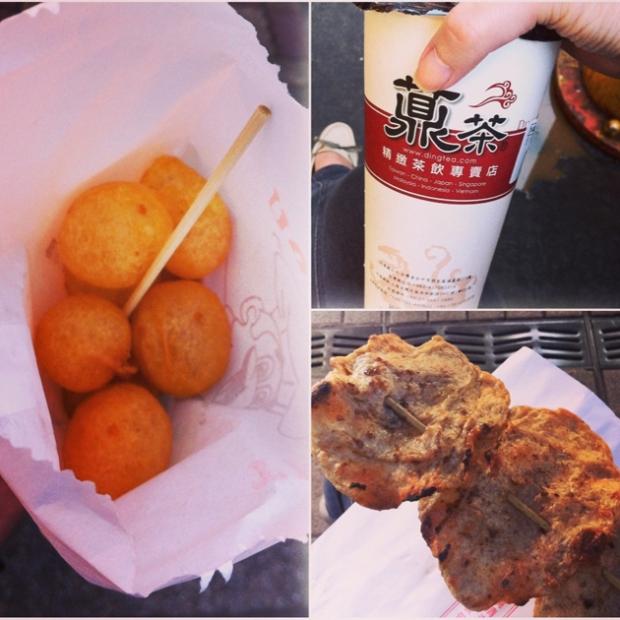 Food in Taipei