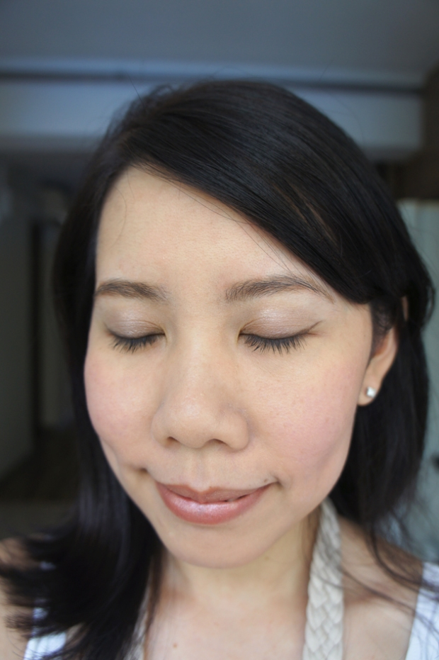Easy Effortless Makeup for X'mas Eve