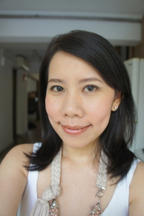 Easy Effortless Makeup for X'mas Eve