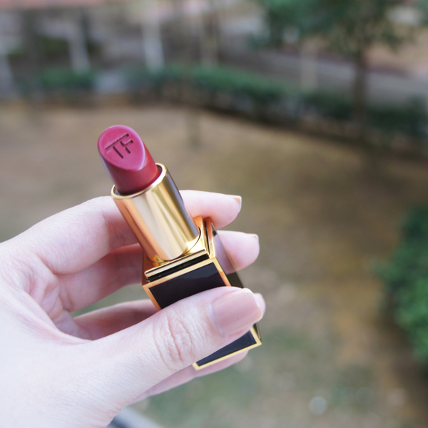Tom Ford Lip Color in Reckless