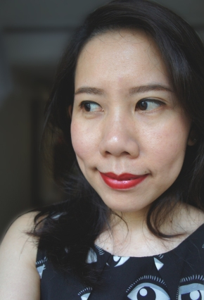 FOTD - Tom Ford Lip Color in Reckless