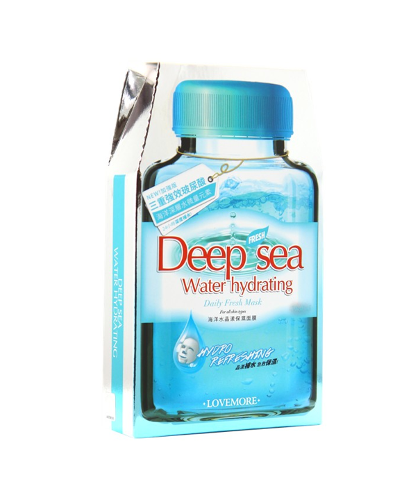 Lovemore Deep Sea Water Hydrating Mask