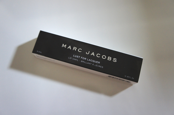 Marc Jacobs Beauty Lust For Lacquer Lip Vinyl in Kissability