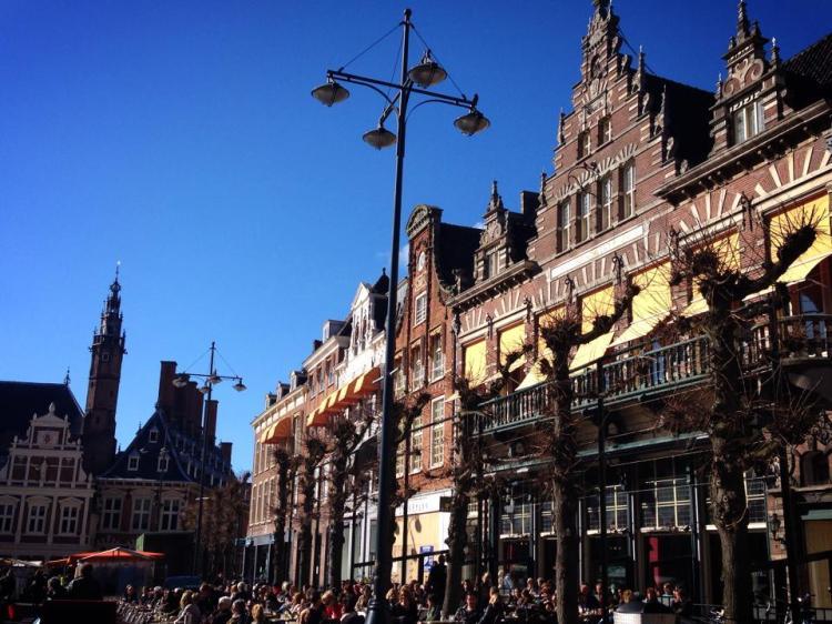 Grote Markt - Haarlem, Netherlands