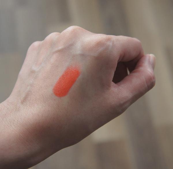 Laneige Serum Intense Lipstick in Neon Orange