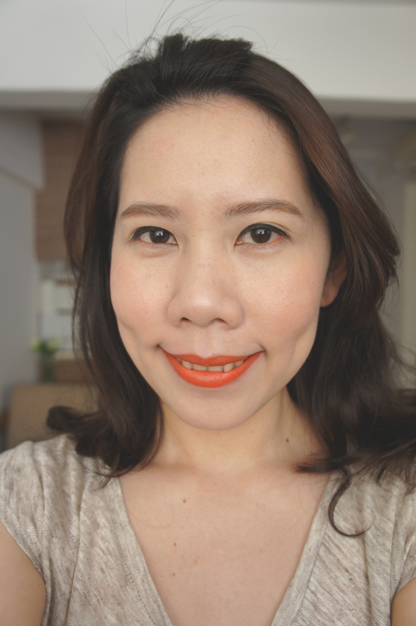 Laneige Serum Intense Lipstick - Neon Orange